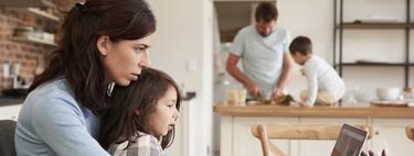 La carga mental de los padres durante la cuarentena: por qué nos sentimos exhaustos y qué podemos hacer para aliviarla