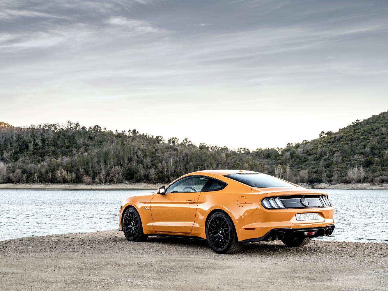 Foto de Ford Mustang 2018, toma de contacto (96/159)