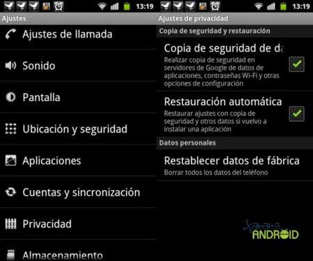 Cómo Hacer Que Android Vuelva Al Estado Original