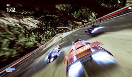 A falta de un F-Zero llega el independiente FAST Racing Neo a Wii U