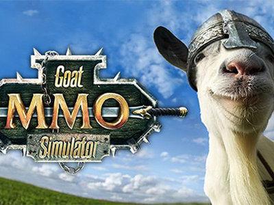Goat MMO Simulator llega a Android, el simulador MMO del alocado juego de la cabra