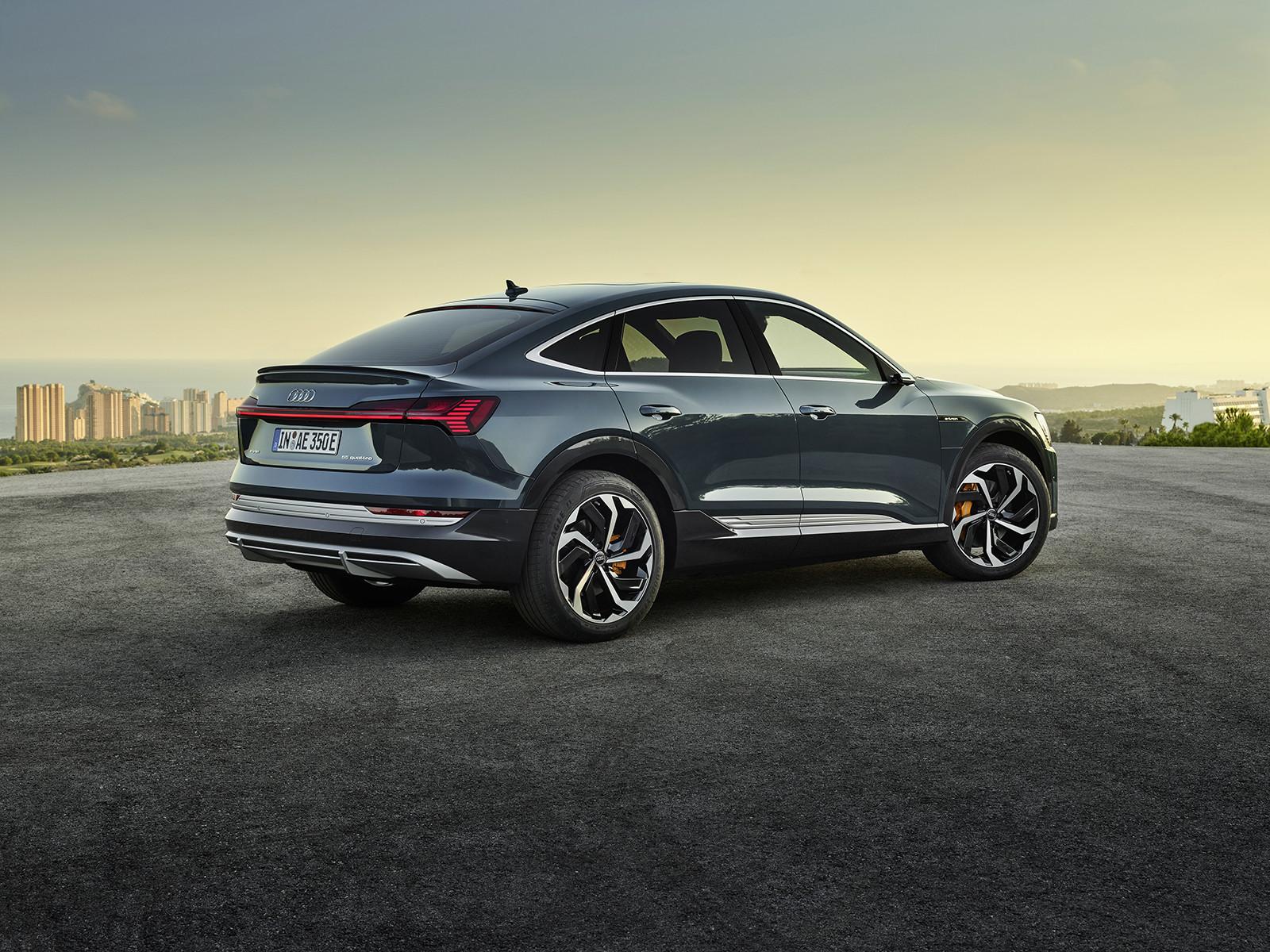 Foto de Audi e-tron Sportback (5/57)