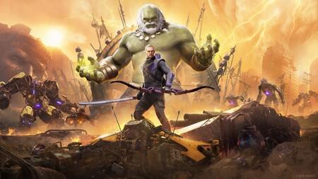 Marvel's Avengers llega en marzo a PS5 y Xbox Series. Y si ya lo tienes, la actualización de nueva generación es gratis