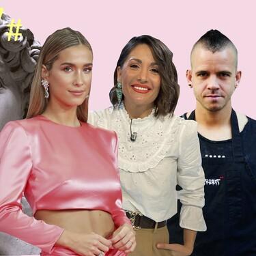 Nagore Robles, Dabiz Muñoz o María Pombo: 9 famosos que reivindican la importancia de la salud mental a través de sus terapias y experiencias en el psicólogo