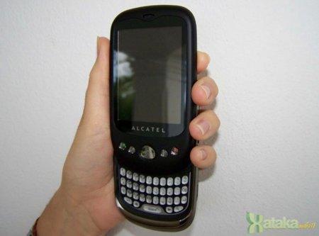 Alcatel OT-980 abierto