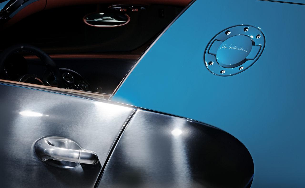 Foto de Bugatti Veyron Meo Constantini (9/24)