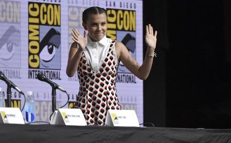 Estos son los looks que escogieron las actrices de Stranger Things para presentar su nuevo trailer