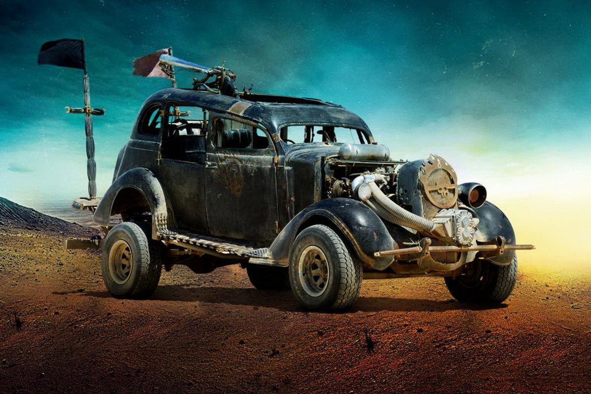 Foto De Autos De Mad Max Road Fury 11 13