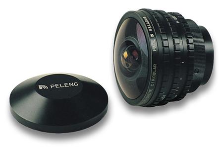 Peleng 8mm f3.5 fisheye, por fin en España