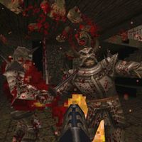 Ya se puede descargar gratis la recreativa de Quake para PC. Sí, la versión arcade del mítico FPS de id Software