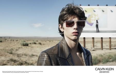 Willy Vanderperre Captura Dos Campanas En Una Sola Para El Otono De Calvin Klein 3