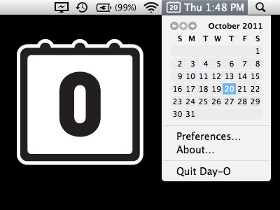 Sustituye el reloj del sistema por uno con calendario y más completo