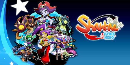 Shantae prepara su desembarco en Nintendo Switch con Shantae: Half-Genie Hero para el 8 de junio