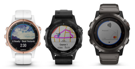Garmin Fenix 5 Plus 1