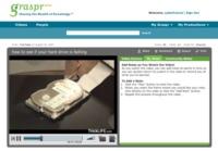 Graspr, compartiendo las experiencias y conocimientos en vídeo