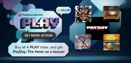 Playstation Network PLAY. Sony crea su propio Summer of Arcade, y dará comienzo a finales de este mes