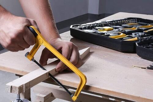 Ofertas de herramientas y bricolaje en Amazon con taladros, martillos o amoladoras de marcas como Einhell, Bosch o Tacklife