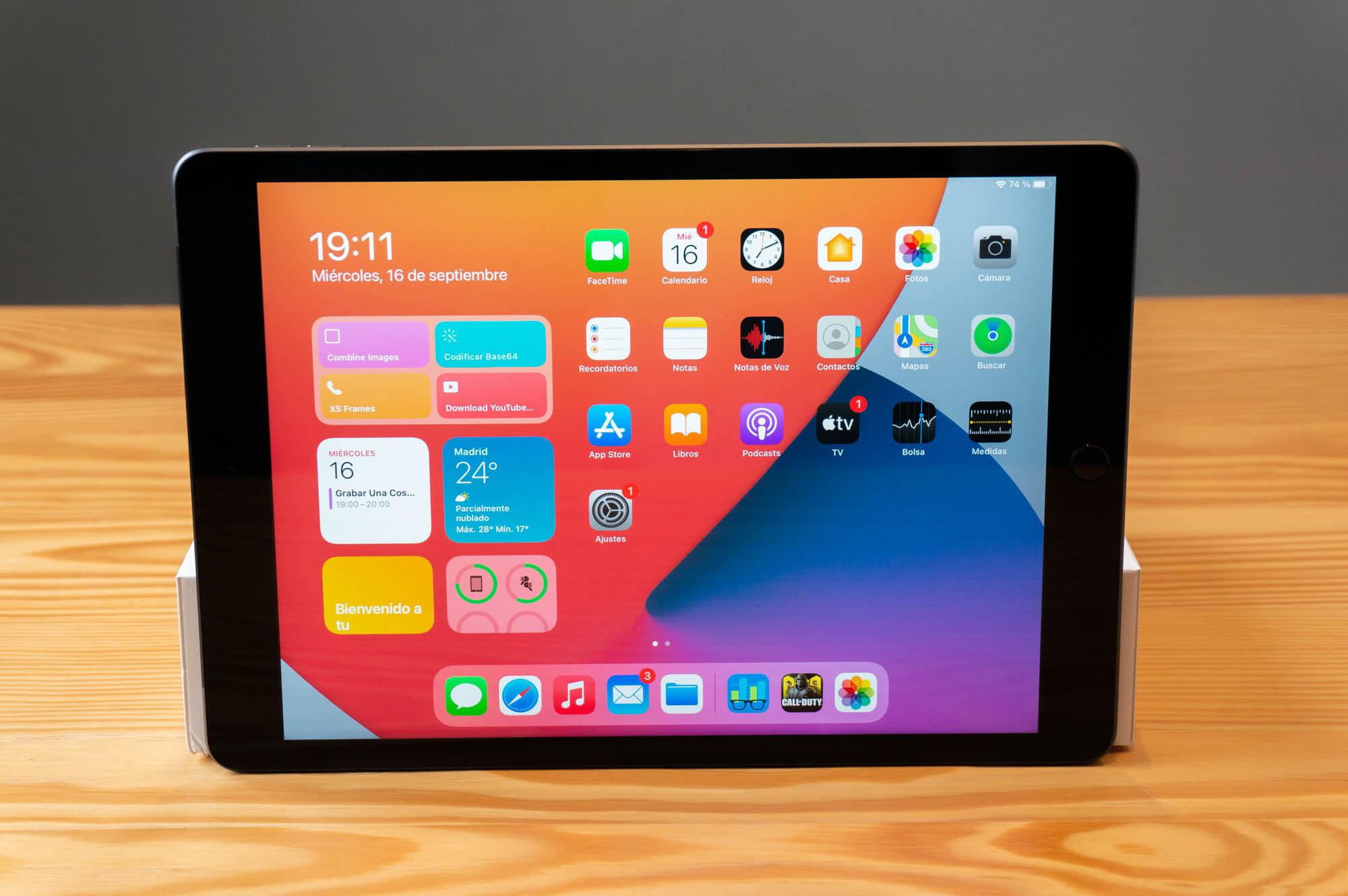 Foto de iPad 8a Generación 2020 (18/23)