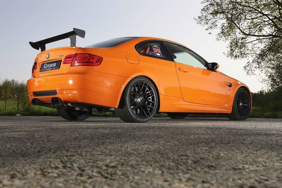 Foto de G-Power BMW M3 GTS (1/7)