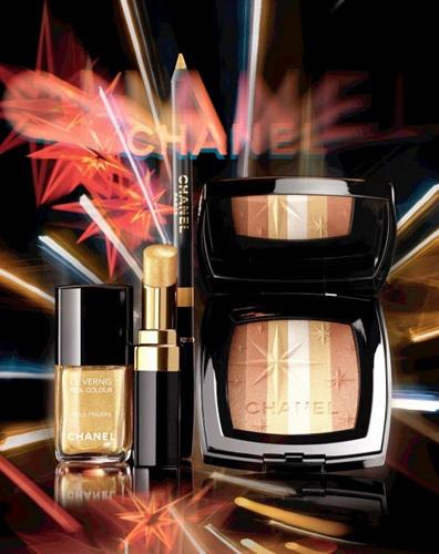 Viva Las Vegas, Chanel y su colección dorada para este verano 2012, ¿te atreves?