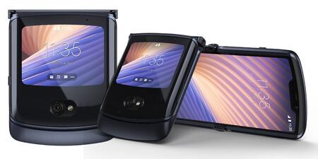 Nuevo Motorola Razr, capacidad infinita, diseño de bolsillo perfecto