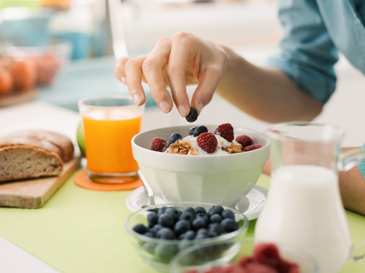 como tener fuerza de voluntad para comer saludable