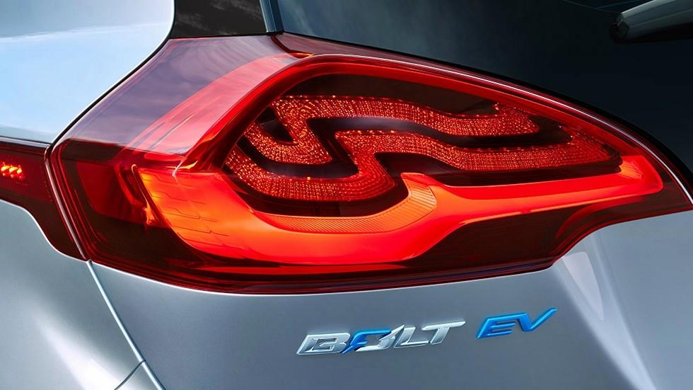Chevrolet Bolt Ev3