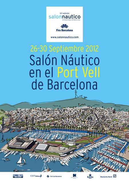 Todo listo para el Salón Náutico Internacional de Barcelona 2012