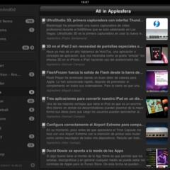 Foto 10 de 20 de la galería lectores-rss-para-el-ipad en Applesfera