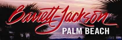 Hoy comienza el Barrett-Jackson Palm Beach Collector Car Event