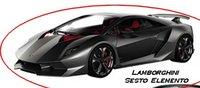 El Lamborghini Sesto Elemento Concept ya se ha destapado