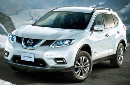 Nissan X-Trail Hybrid llega a Japón