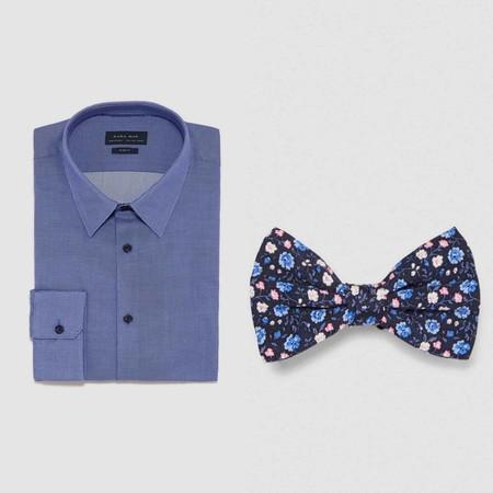 Trece Formidables Combinaciones De Camisas Y Corbatas Para Darle Vida A Cualquier Traje En Primavera 09