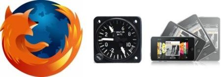 Firefox integrará soporte a acelerómetros