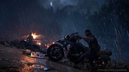 El nuevo gameplay de 11 minutos de Days Gone muestra cómo afectarán los cambios climáticos a la jugabilidad