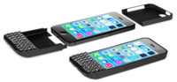 Typo Keyboard, la carcasa que convierte a tu iPhone en una BlackBerry