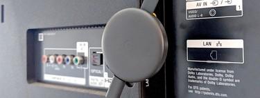 Cómo cambiar el WiFi del Google Chromecast