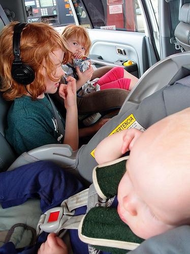 Cuatro de cada diez niños que perdieron la vida en un accidente de tráfico no utilizaban sistemas de protección