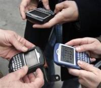 Las Blackberry causan adicción
