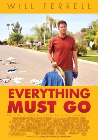 'Everything Must Go' con Will Ferrell, cartel y tráiler