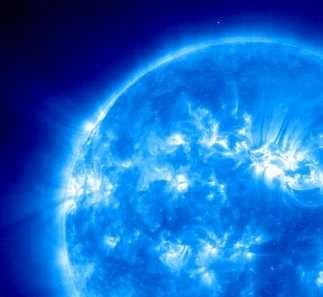 Tormentas solares a partir del próximo marzo