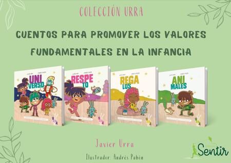 Cuentos para promover los valores fundamentales en la infancia: el regalo perfecto para los niños estas Navidades