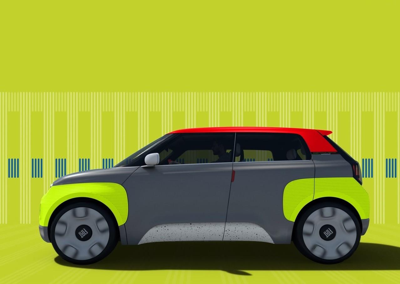 Foto de Fiat Centoventi concept (2/20)