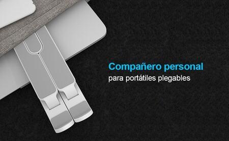 Soporte para laptop con descuento en Amazon México