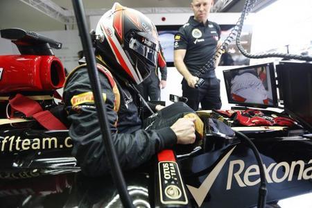 Lotus apuesta todo por Kimi Räikkönen