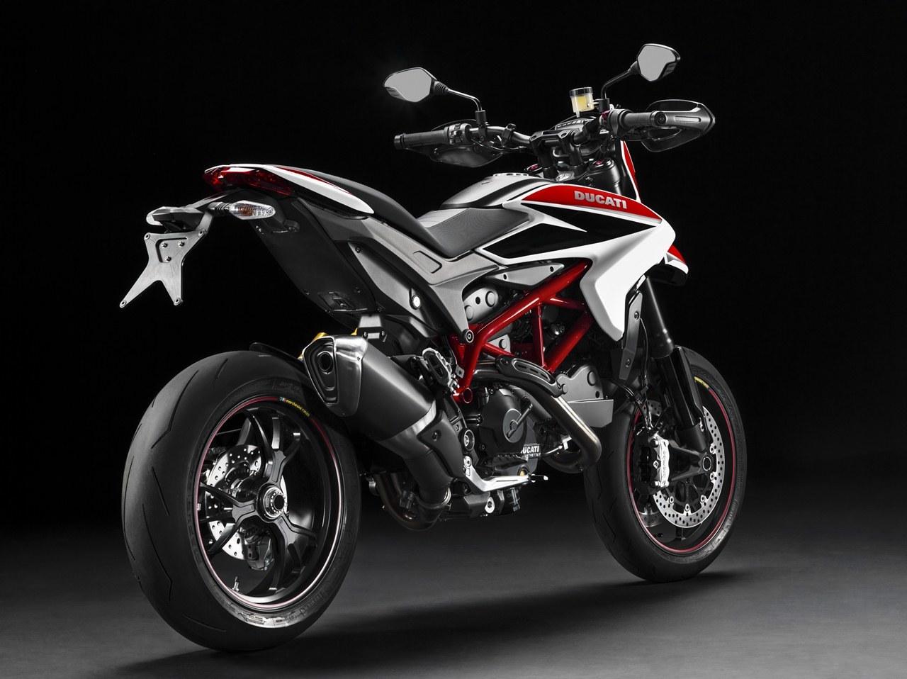 Foto de Ducati Hypermotard, Hypermotard SP e Hyperstrada (19/19)