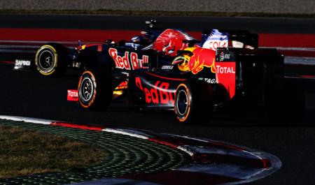 Red Bull tiene nuevo piloto para el GP de España