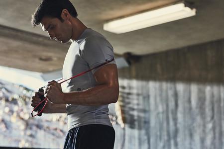 Under Armour presenta su nueva colección de ropa con tecnología Rush, que recicla tu energía corporal