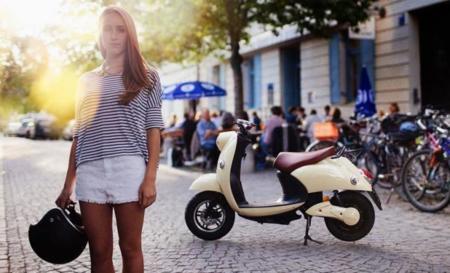 UNU, el scooter eléctrico que te enamorará por bello y práctico