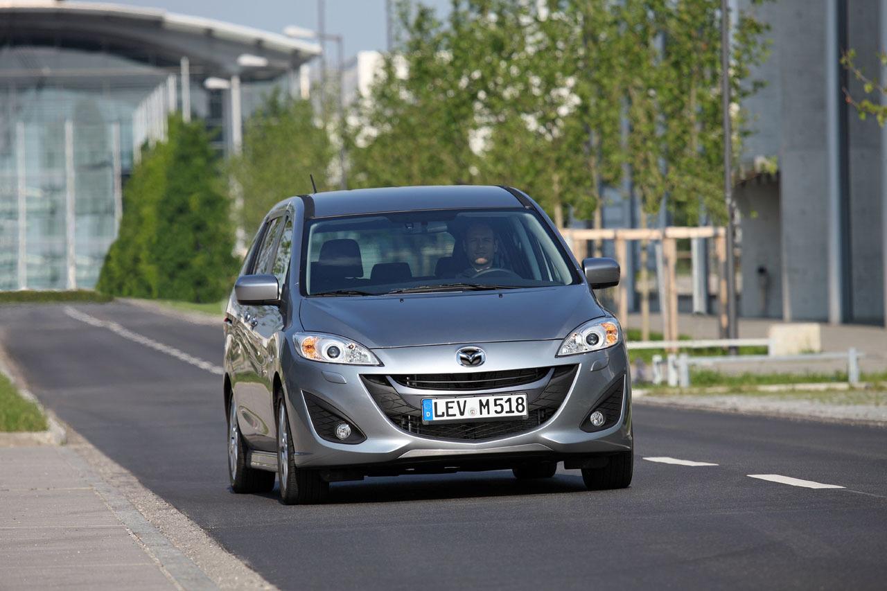 Foto de Mazda5 2010 (34/121)